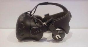 Vive Deluxe Audio