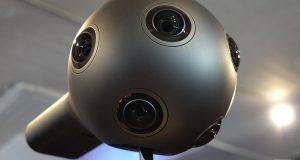كاميرا NOKIA OZO VR
