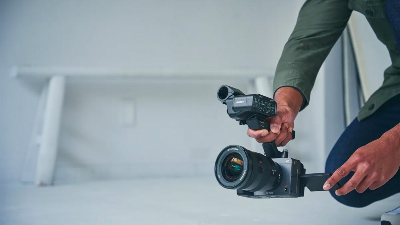 Sony FX3 (Image: Sony)