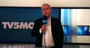 ييف بيغو المدير العام لشبكة تي في 5 موند يتحدث عن اختراق داعش