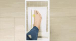 حذاء من طابعة ثلاثية الابعاد