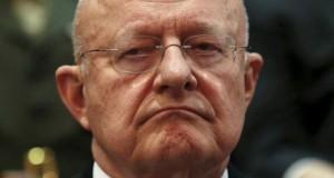 كلابر هو أرفع مسؤول أمريكي يشير علنا إلى تورط الصين في هذا الهجوم