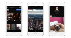 خدمة فيسبوك الجديد تنافس البث على الانترنت والبث التلفزيوني أيضا