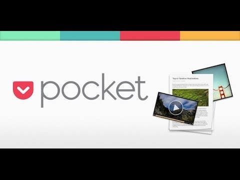 تطبيق Pocket