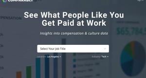 خدمة لمقارنة راتبك براواتب العاملين في نفس المجال