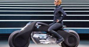 مفهوم دراجة BMW النارية