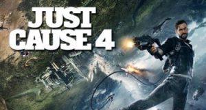 لعبة Just Cause 4